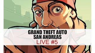 Grand Theft Auto San Andreas (PS2 Classic) LIVE #5
