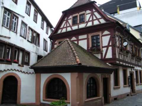 Kaiserslautern Germany.Take a New Look at an Old Town.