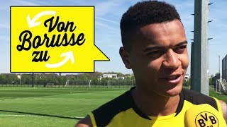 "Who is the best Fortnite player? | Your 09 Questions for Manuel Akanji | ""From Borusse to Borusse"""