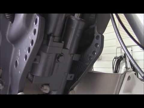Yamaha Trim & Tilt Trouble Shooting Fix