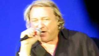 Lou Gramm  -  Midnight Blue  -  Manistee Michigan 11 / 27 / 09