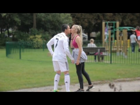 Cristiano Ronaldo Picking Up Girls video