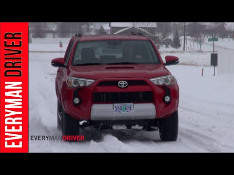 2014 Toyota 4Runner 4x4 DETAILED Review on Everyman Driver