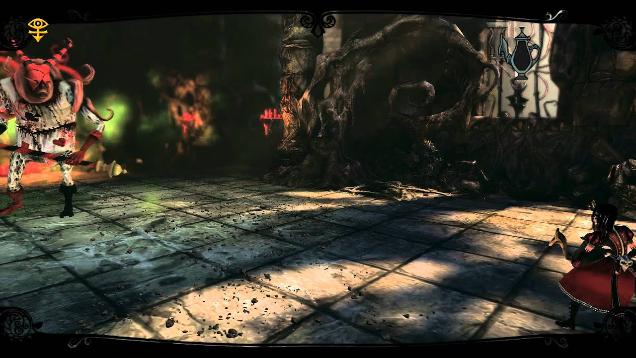 alice in wonderland madness returns walkthrough chapter 4