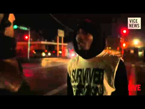 Raw Coverage from Ferguson After Grand Jury Decision
