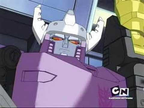 Transformers Energon: Galvatron (1 of 3)