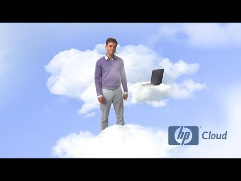 HP Offers 'That Cloud Thing Everyone Is Talking About'
