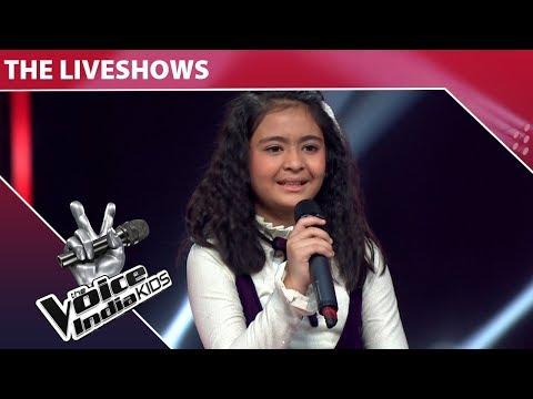 Shekinah Mukhiya And Shilpa Rao Performs On Meherbaan   The Voice India Kids   Episode 34
