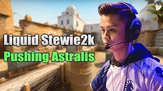 POV Breakdown: Stewie2k pulls Liquid through Astralis on Dust II