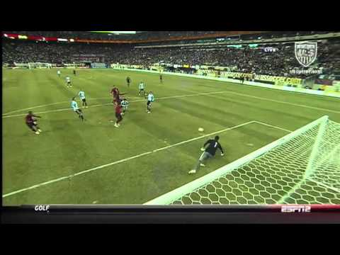 MNT vs. Argentina: Highlights - March 26, 2011