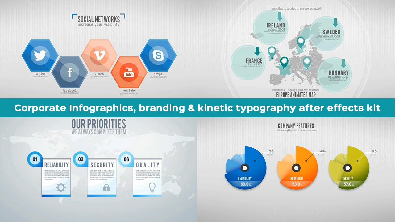 Best software for animated infographics