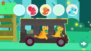 #15 Dinosaur Bus Driver - Video Game For Kids - Gamese VVC