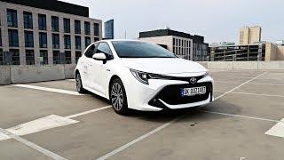 Toyota Corolla 2019 1.8 Hybrid 122KM PL TEST Skodziarz Testuje