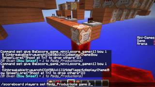 Minecraft Mini-Game Tutorial E6: Items and Starting