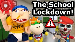 SML YTP: The School Lockdown!