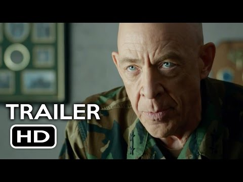 Renegades Official Trailer #1 (2017) J.K. Simmons Action Movie HD