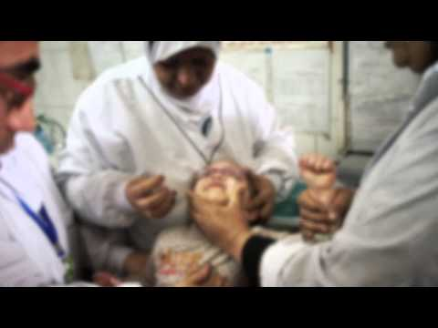 Syria's Worsening Human and Public Health Crisis
