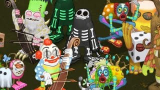 My Singing Monsters - Halloween Monsters + Songs!