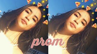 Prom Makeup Tutorial | Princess T.
