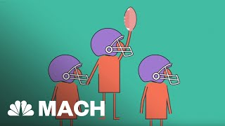 The Math Behind How Betting Odds Are Set | Mach | NBC News