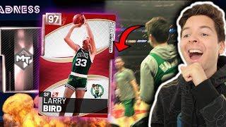I Met Gordon Hayward?! 4 Pink Diamond Pulls! Larry Bird, Clyde Drexler & More! NBA 2K19