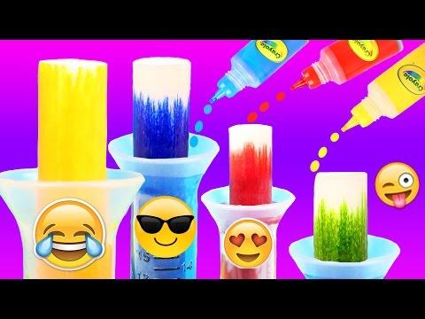 How To Make Crayola Colors Markers Emoji  DIY Crayola Marker Kits