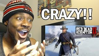 Red Dead Redemption 2   BIG INFO! 60 Hour Story! Romance, NEW Features, More! REACTION & REVIEW