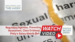 Employment Law This Week® - Episode 118 - Week of May 21, 2018