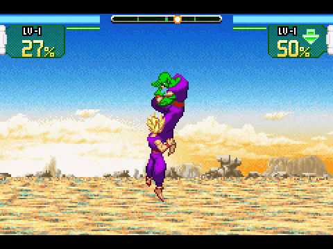 Dragon Ball Z - Supersonic Warriors - Vizzed.com Play - User video
