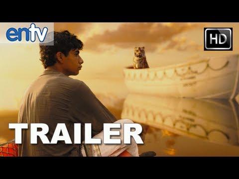 Life of Pi Official International Trailer [HD]: Suraj Sharma and Irrfan Khan