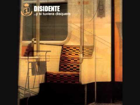 Disidente - Escala De Violencia