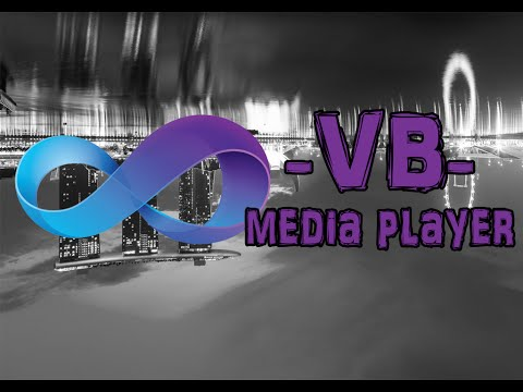 Visual Basic 2008/2010 (VB) -Tutorial - Advanced Media Player