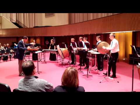 Lake Orion Baptist School Percussion 2
