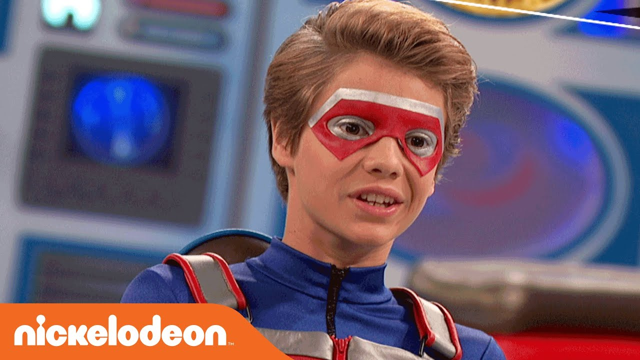 henry danger official theme song nick   youtube