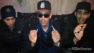 Didin La Canon 16 Ft Daddy ADNthugs - freestyle 2016