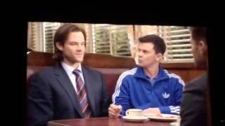 Supernatural season 9 gag reel