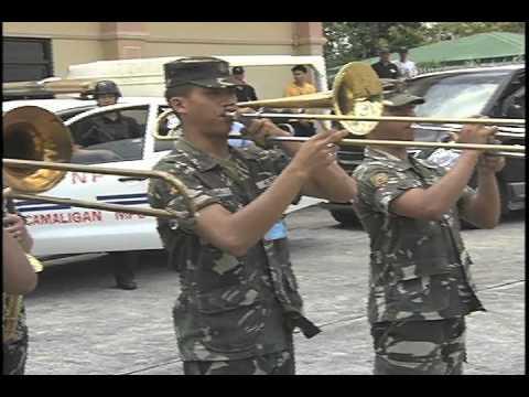 Arrival of DILG Sec. Jesse Robredo's Remains in Naga City