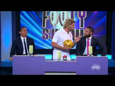 David Beckham ft Tim Cahill Brain Strain