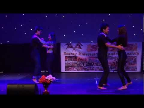 Inter Uni Nepalese Dance Competition UK (Bournemouth University Nepalese Society) BUNS