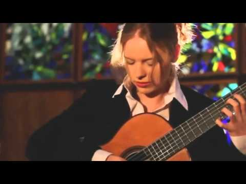 Johann S. Bach - RWV 997 - Sarabande - Tatyana Ryzhkova