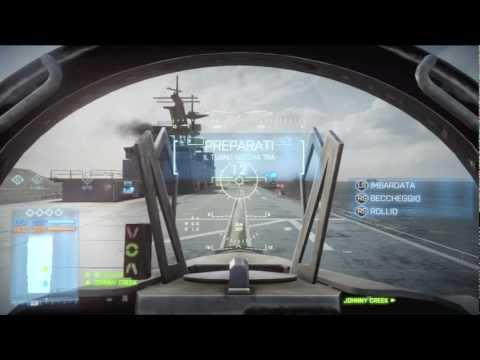 Battlefield 3: In Live con M416 d'assalto