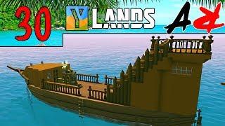 Ylands - Ep30 - Engine Bay (Survival/Crafting/Exploration/Sandbox Game)