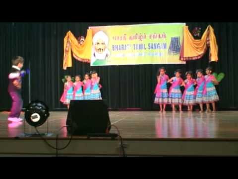 Varan Varan Poochandi - Bharathi Tamil Sangam May 01 2010 video
