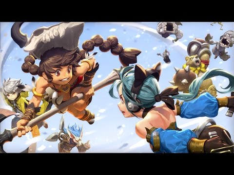 Arena Masters Gameplay Trailer