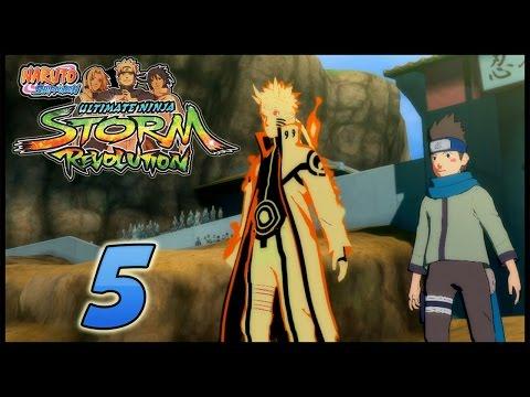 Naruto Shippuden Ultimate Ninja Storm Révolution: Préliminaire  | Episode 5 thumbnail