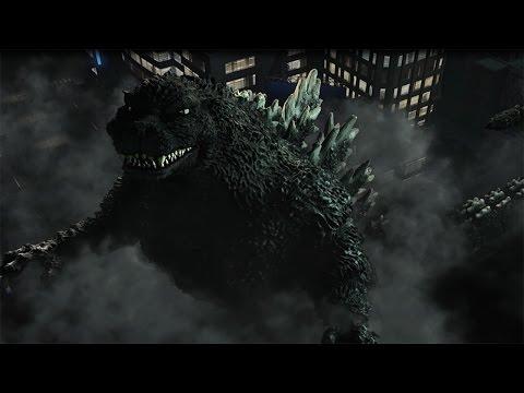 Ps4「ゴジラ-godzilla-vs」 第1弾pv video