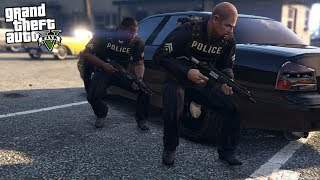 GTA 5 MODS LSPDFR 5 - POLICE STREET TAKEOVER!! (GTA 5 REAL LIFE PC MOD)