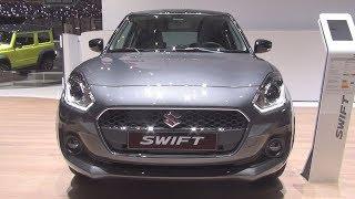 Suzuki Swift Compact Top Hybrid 4x4 (2019) Exterior and Interior