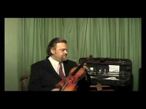 My Violin Instructional DVD (Violin Secrets [of the Old Masters from the early 1900s]) DVD excerpts