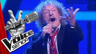 Procol Harum - A Whiter Shade Of Pale (Geff Harrison) | The Voice Senior | SAT.1